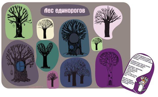Лес Единорогов
